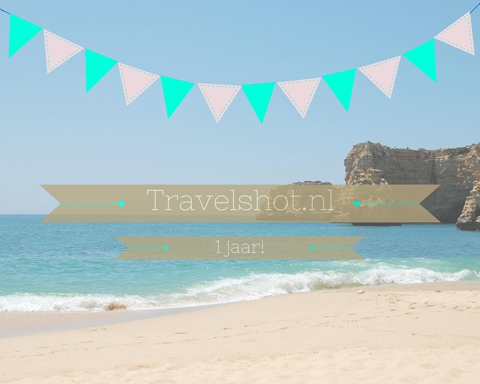 Travelshot 1 jaar