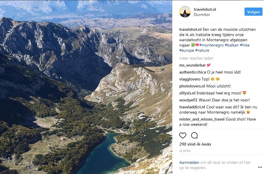 Dumitor National Park   Montenegro