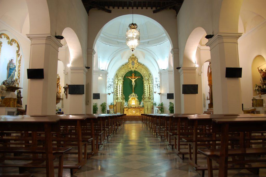 Parroquia El Salvador Nerja