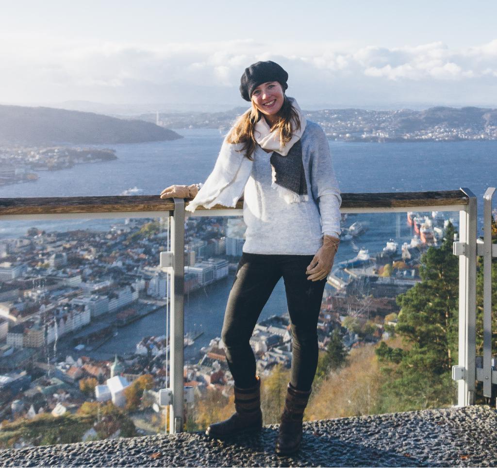 Bergen Noorwegen